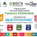 Portada del Mini Global Goals Jam TBC2030